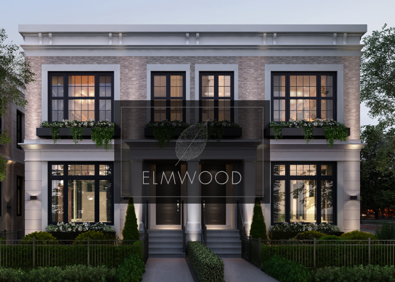 Nestled Among Quiet Tree Lined Streets, And Within Walking Distance From  The Port Credit GO Station, The Stunning Homes Of Elmwood Combine Old World  Charm ...