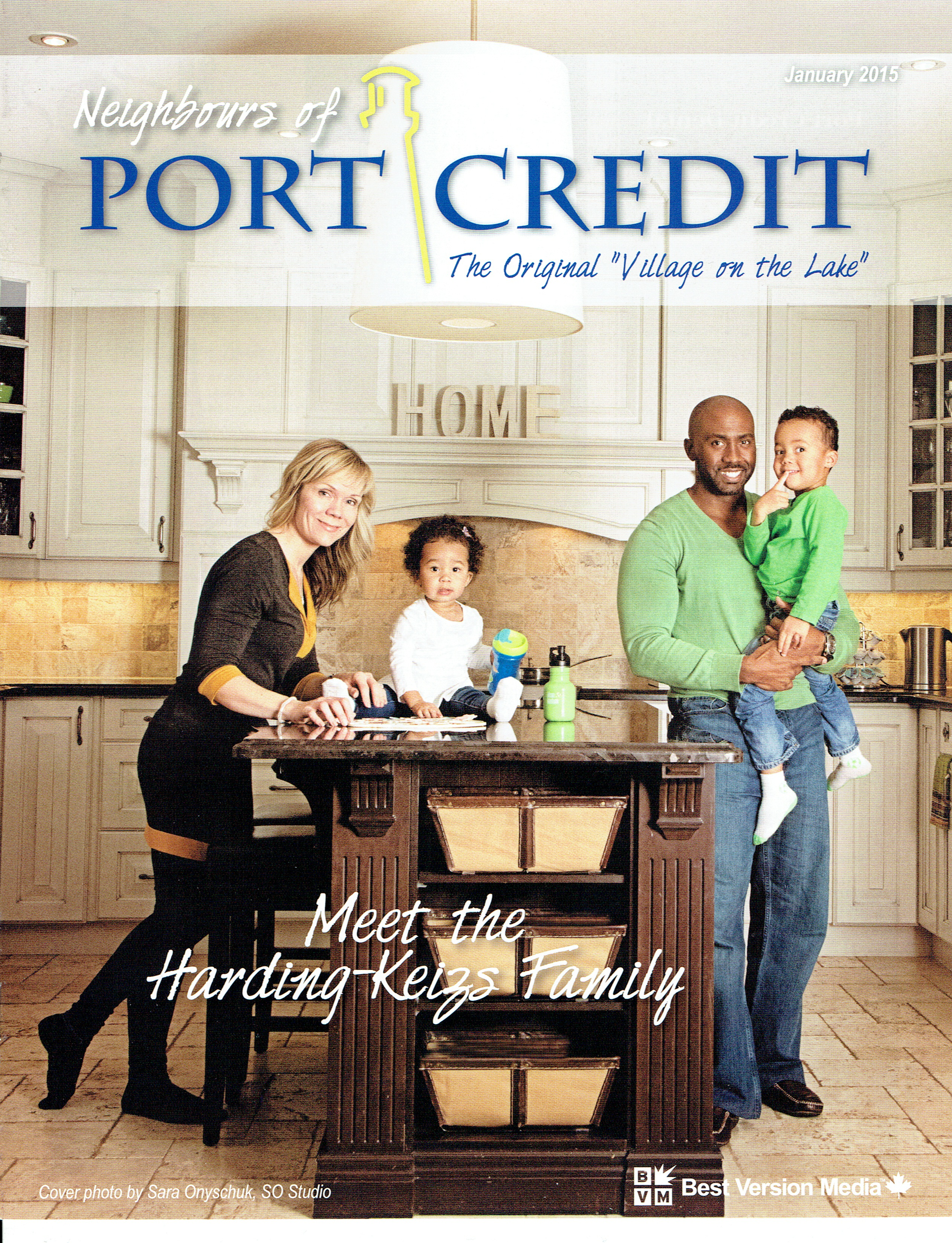 Cover of Neighbours of Port Credit