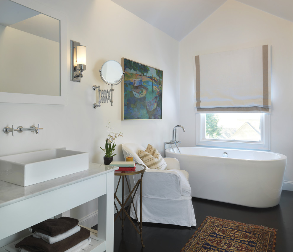 10 Tips for Eclectic Bathroom Design