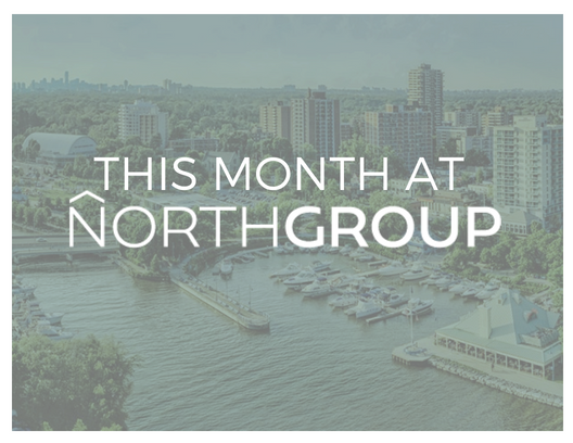 This Month at North Group  |  August 2018