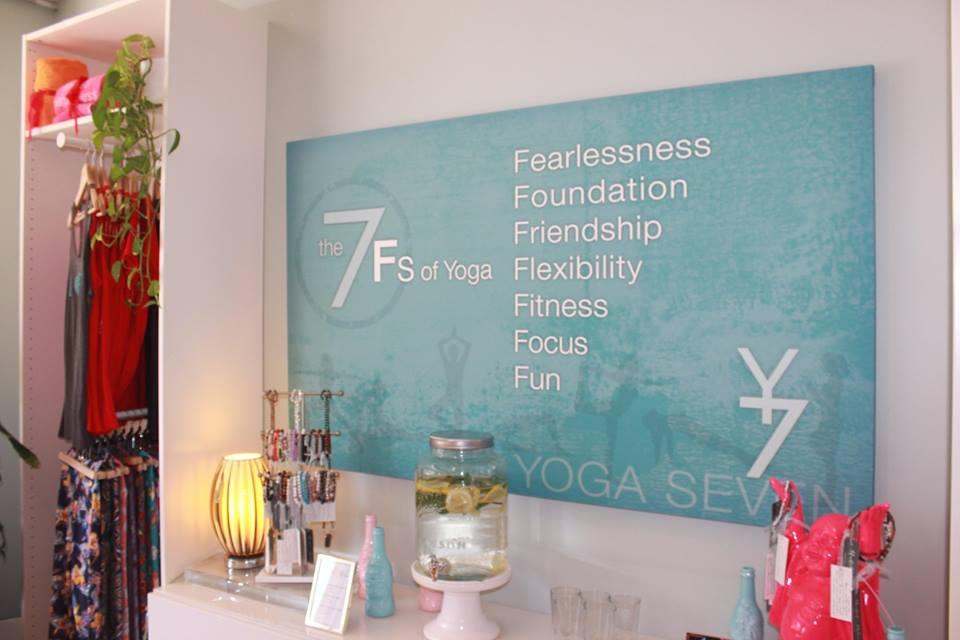 Yoga Seven - Vino Vinyasa