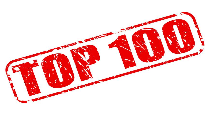Top 100 for Realtor Sales Volume!